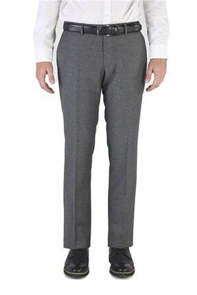 İgs Erkek Gri Regular Fit Pantolon 0
