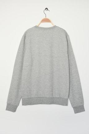 New Balance Erkek Spor Sweatshirt - MTT0301-AG 1