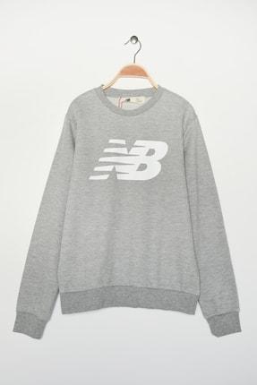 New Balance Erkek Spor Sweatshirt - MTT0301-AG 0
