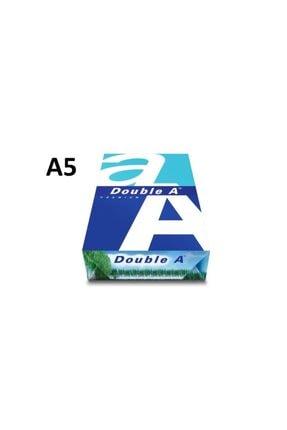 DOUBLE A Double-a A5 80 Gram Fotokopi Kağıdı 500 Lü Beyaz (1 Paket) 0