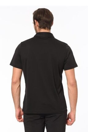 The North Face Tanken Polo Erkek T-shirt Siyah 1