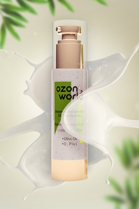 OZON WORLD Saf Ozon Yağı 50 Ml 2