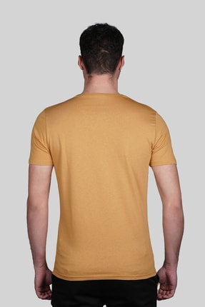 İgs Erkek Bal Slim Fit Tişört 2