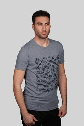 İgs Erkek Marin Slim Fit T-shirt 1