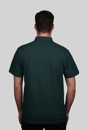 İgs Erkek Nefti Slim Fit Polo Yaka T-shirt 2
