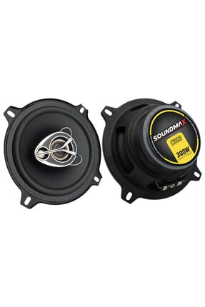 Soundmax Sx-c503 13 Cm 300 Watt Araç Hoparlörü 0