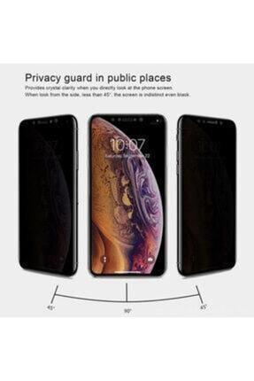 GALIO Iphone Xs Max Hayalet Cam Tam Kaplayan Kırılmaz Nano Teknoloji 2