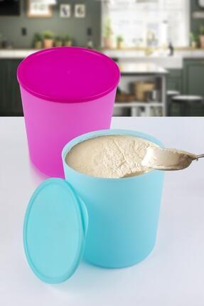 vipgross 2 Adet Yoğurt Maya Kabı Seti 0