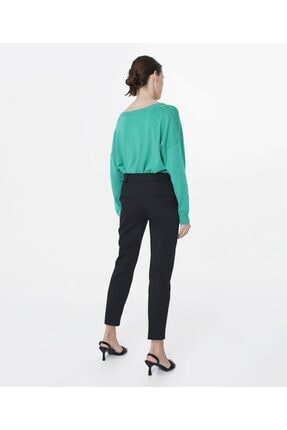 İpekyol Kadın Siyah Klasik Kesim Pantolon 3