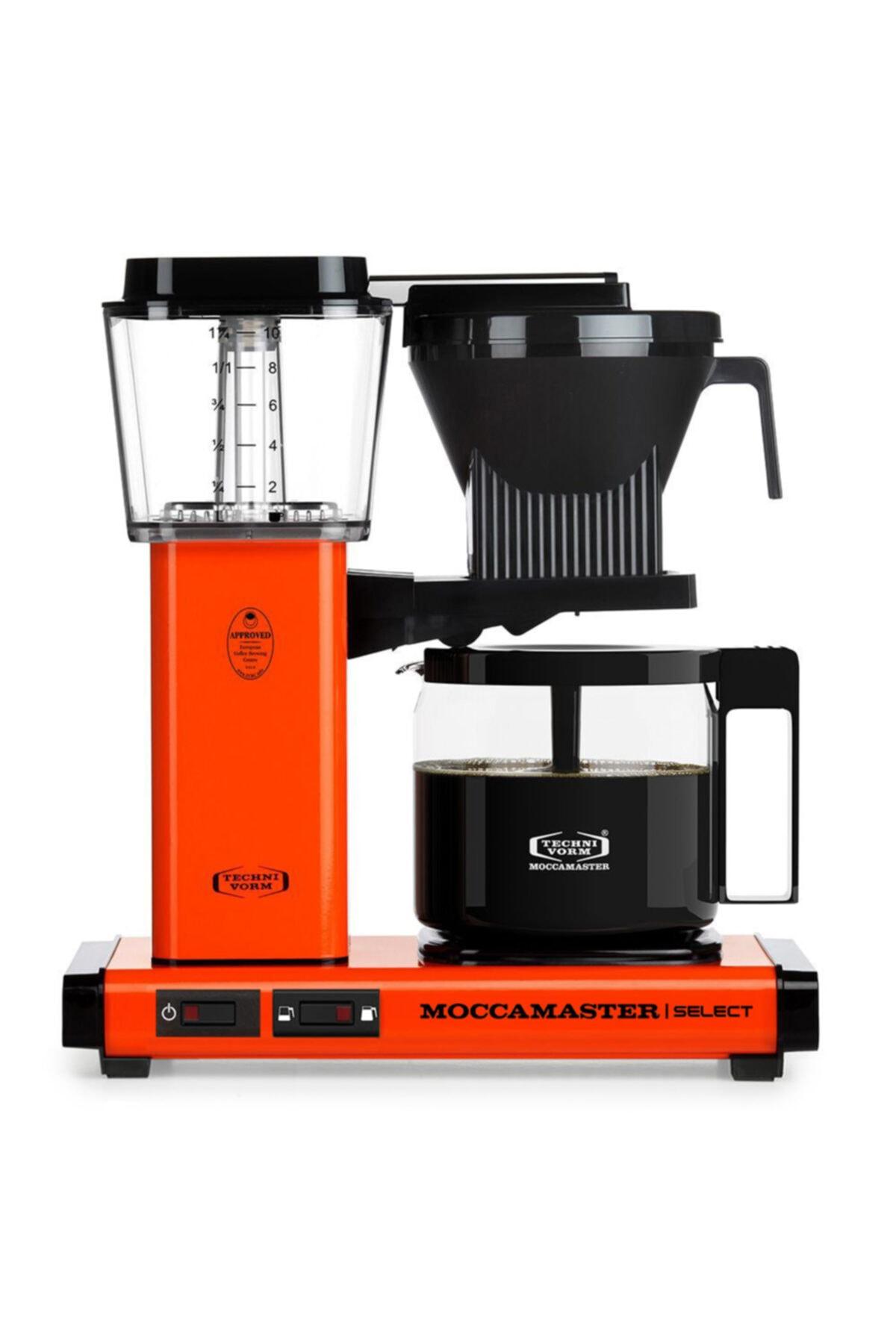 Moccamaster Select Filtre Kahve Makinesi