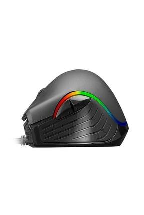 Rampage Smx-r120 Slash 4800 Dpı Rgb Ledli Gaming Oyuncu Mouse 2