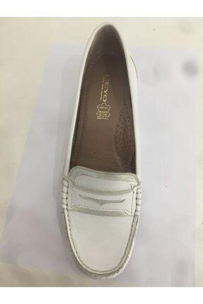 Ceyo Kadın Anatomik Ayakkabı Beyaz 0