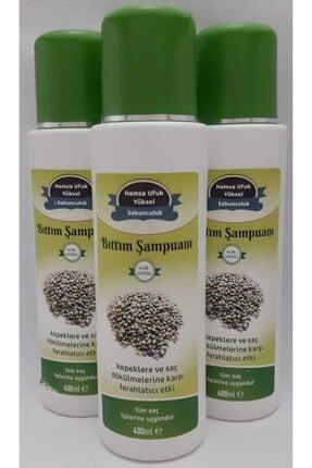 ONLİNE PAZAR %100 Doğal El Yapımı Bıttım Şampuanı 400 Ml. 0