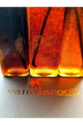 Vanillacoop Çubuk Vanilya 6 Li Vanilla Coop Gourmet (yumuşak ) 14-16 Cm Vanilya Çubuğu 3
