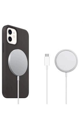 Ally Mobile Ally Iphone 12,12 Pro Max 15w Magsafe Kablosuz Wireless Hızlı Şarj Cihazı 0