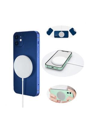 Ally Mobile Ally Iphone 12,12 Pro Max 15w Magsafe Kablosuz Wireless Hızlı Şarj Cihazı 2
