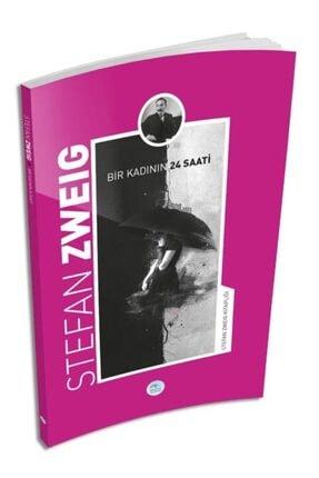 Mavi Çatı Yayınları Bir Kadının 24 Saati - Stefan Zweig 0
