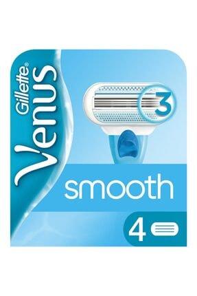 Gillette Venus 4'lü Yedek Kadın Tıraş Bıçağı 0
