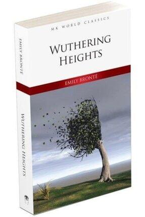 MK Publications Wuthering Heights - Emily Bronte - Ingilizce Roman - Hikaye 0