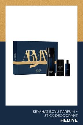 Giorgio Armani Armani Code Homme Edt 125 Ml Erkek Parfüm Seti 3614273260886 0