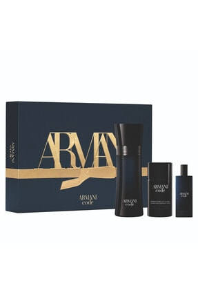 Giorgio Armani Armani Code Homme Edt 125 Ml Erkek Parfüm Seti 3614273260886 1