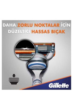 Gillette Fusion 5 Tıraş Makinesi + 4 Yedek Bıçak 4
