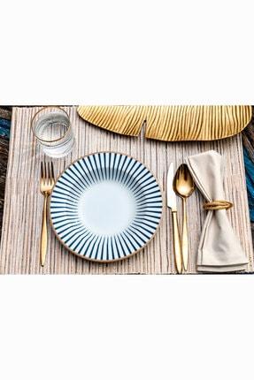 Porland Gün Işığı 24 Parça 6 Kişilik Porselen Yemek Takımı 4