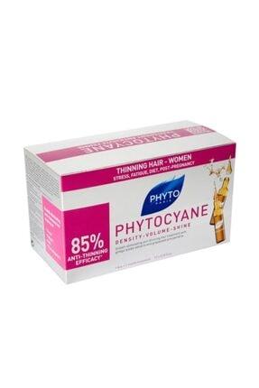 Phyto Cyane Ampul 12 X 7,5 ml  3338221000033 1