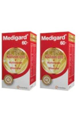 Eczacıbaşı Medigard Vitamin Mineral Kompleks Coq10 60 0