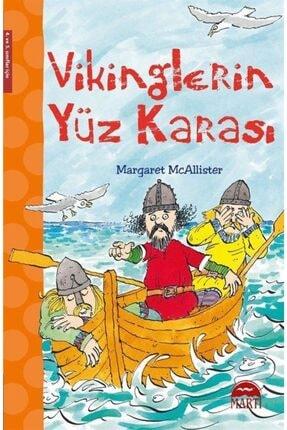 Martı Yayınları Vikinglerin Yüz Karası 0