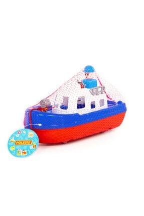 """Polesie Oyuncak Tekne """"devriye"""" 4"""
