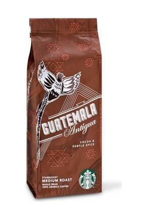 Starbucks Kahve Makinesi  İçin Çekilmiş Guatemala Filtre Kahve 250 gr 0