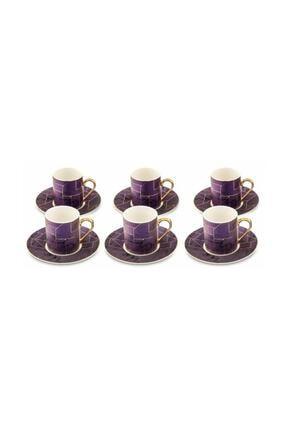 Pierre Cardin Space 6'lı Türk Kahvesi Seti 0