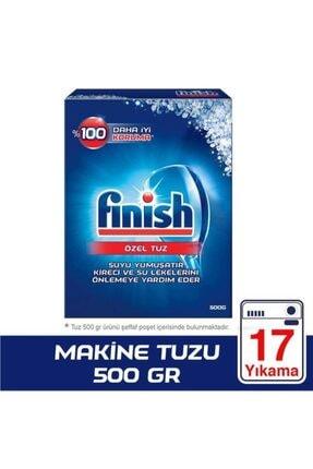 Finish Quantum Max 58 Kapsül Bulaşık Makinesi Deterjanı Limon + Temizlik Ve Bakım Seti 4