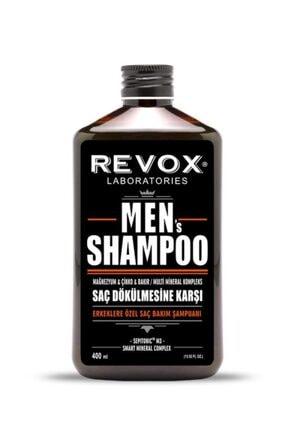 Revox Men Erkeklere Özel Dökülme Karşıtı Şampuan 400 Ml 0