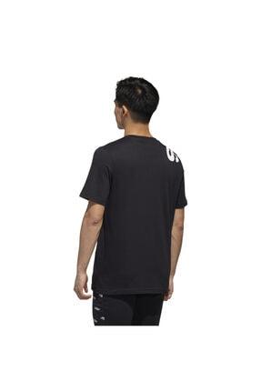 adidas Erkek Siyah New Authentic  T-Shirt 1