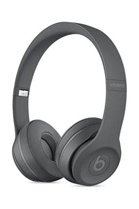 Beats MPXH2ZE/A Solo3 Wireless On-Ear Headphones Neighborhood Collection Asphalt Gri 0