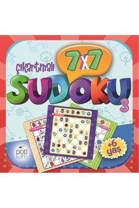Pötikare Yayıncılık 7x7 Sudoku 3 6+ Yaş 0