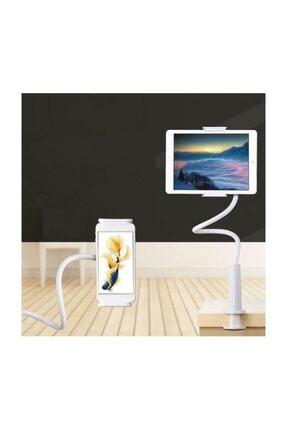Techmaster Ipad Iphone Telefon Tablet Ayarlanabilir Masaüstü Stand Tutucu 3