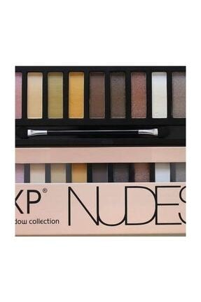 xp Nudes3 12 'li Far Paleti Eyeshadow Collection 868033174856126 1