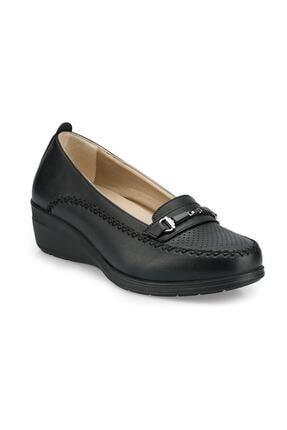 تصویر از 103059.Z Siyah Kadın Comfort Ayakkabı 100508647