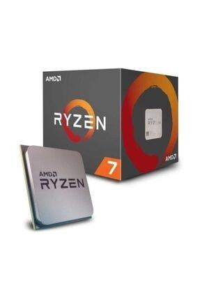 Amd Ryzen 7 2700X 3.7GHz/4,3GHz 20MB Cache Soket AM4 İşlemci 1