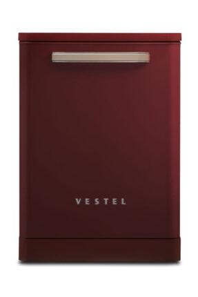 VESTEL BM 5001 Retro Bordo 5 Programlı Bulaşık Makinesi 0