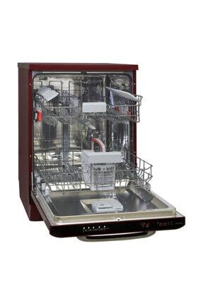 VESTEL BM 5001 Retro Bordo 5 Programlı Bulaşık Makinesi 4