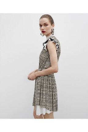 İpekyol Kadın Kahverengi Elbise 1