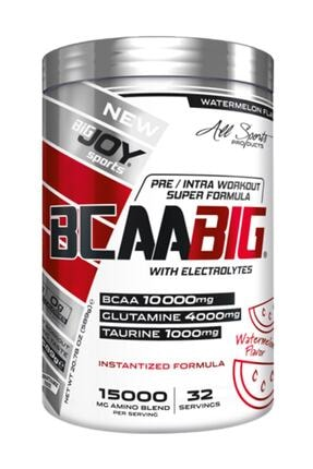 Big Joy Sports Bcaabig 589 Gr 32 Servis Karpuz Aromalı Bcaa Powder 0