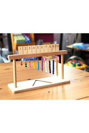 BALATOYZ Montessori Askı Boncuk 1