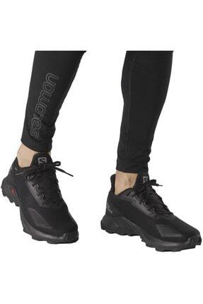 Salomon Erkek Siyah Outdoor Ayakkabı L41105300 4