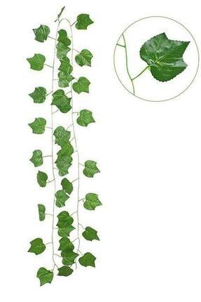bimbambom Yapay Sarmaşık Üçgen Yaprak 230 cm 3 Adet Yapay Asma Yaprağı 2