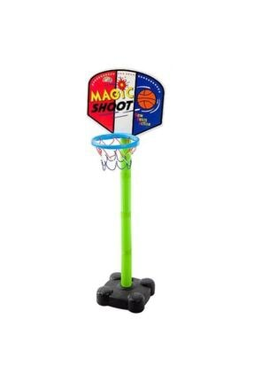 Enhoştoys Ayaklı Basket Potası Belli Bir Renk Yok 0